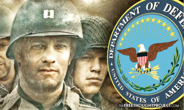 DoD Blatantly Admits on Twitter It Works With Hollywood to Sell You War Propaganda
