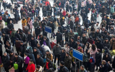 China to bar people with bad 'social credit' from planes, trains