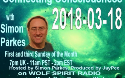 Connecting Consciousness – Simon Parkes March II [VIDEO]