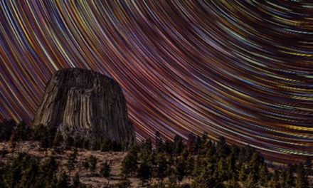 Devils Tower: Born From the Earth After a Bear Mated with a Woman