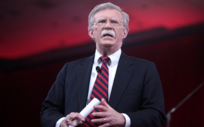 The Untold Story of John Bolton's Campaign for War With Iran