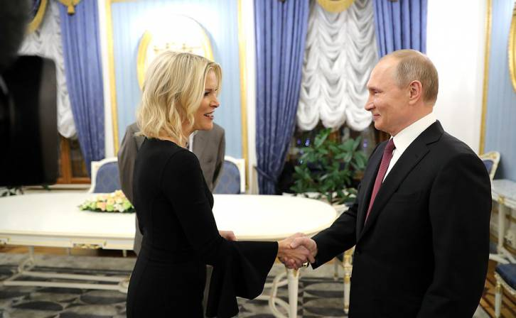 Kremlin Publishes Full Megan Kelly Putin Interview – NBC Cut the Best Parts (Video + Transcript)