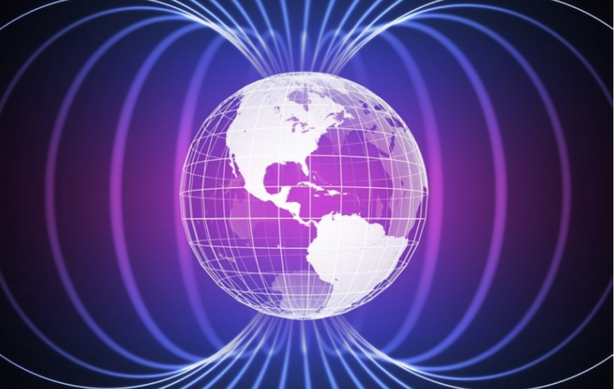 HOW EARTH'S MAGNETIC FIELDS & 'HUMAN AURA' CARRY BIOLOGICAL INFORMATION CONNECTING ALL LIVING SYSTEMS