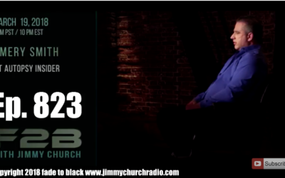 FADE to BLACK Jimmy Church w/ Emery Smith : ET, UFO and Air Force Insider Speaks [VIDEO]