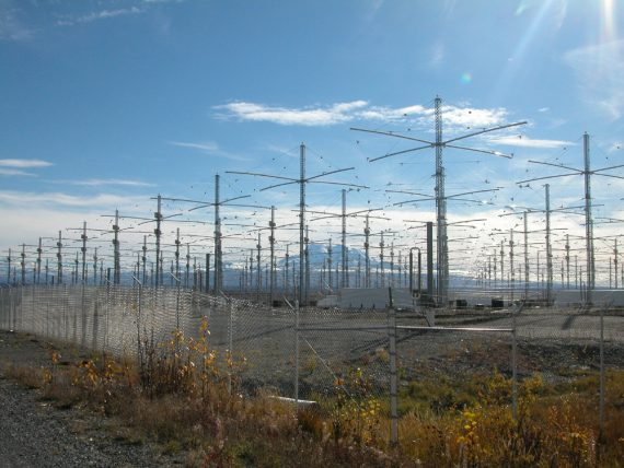 Mysterious Square Clouds Spark Fears of HAARP Weather Control