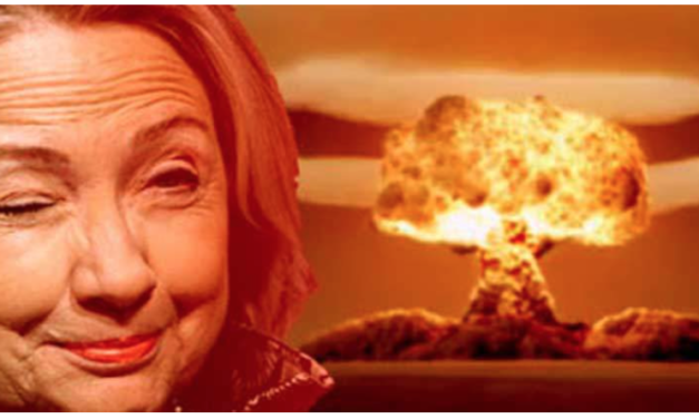 Stunning. Hillary Clinton Gave Russia the US Technology for Hypersonic Intercontinental Nuke Missiles