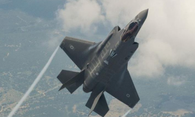 Israel Flirts with War: ISRAELI STEALTH FIGHTERS FLY OVER IRAN –Updated: Is this JPost Fake News???