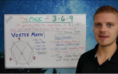 The MAGIC of 3.6.9 – Vortex Mathematics & Sacred Geometry (Free Energy Physics) [VIDEO]