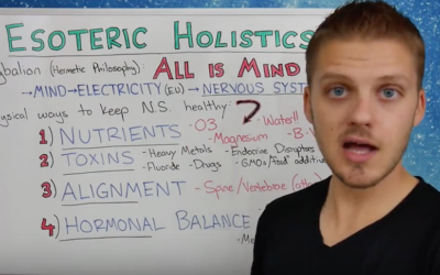Philosophy & Health – Your NERVOUS SYSTEM Is Everything [VIDEO]