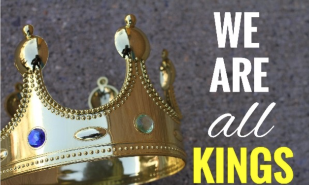 Why You Are a King and How the Vatican Tricks You to Surrender Your Crown