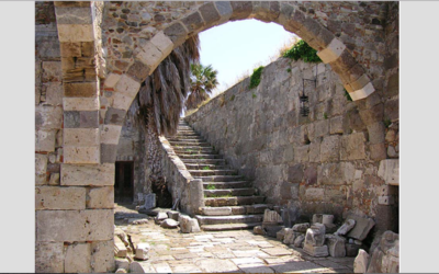 Castles Align: Unearthing a Navigational Artifact of the Knights Hospitaller