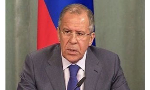 US Planning to Disintegrate Syria, Not Fighting ISIS: Russian FM Lavrov
