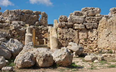 The Ġgantija Temples of Gozo: A Mysterious Megalithic Complex of Maltese Giants and Dwarfs