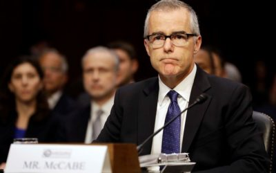 McCabe Gave Interview, Handed Over Trump Memos To Mueller