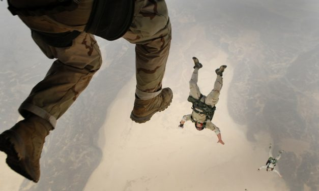 71% Of Military Age Americans Too Sick To Join, Study Says