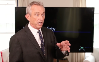 Robert F. Kennedy Jr's World Mercury Project delivers vaccine safety details to Congress