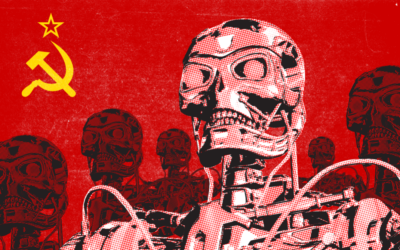 Inhuman: What The Establishment's Bot Hysteria Reveals About Their View Of The Masses