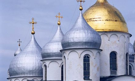 Sacred Sites of Russia