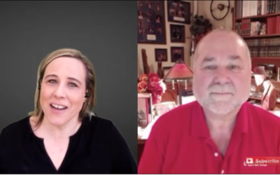 Sarah Westall with Robert David Steele: Pompeo at State, Haspel at the CIA, and the Pedophilia Crackdown [VIDEO]