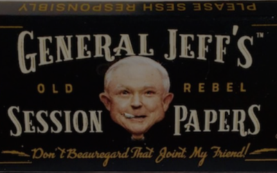Pro-Cannabis Group Trolls Jeff Sessions By Putting His Face On Rolling Papers