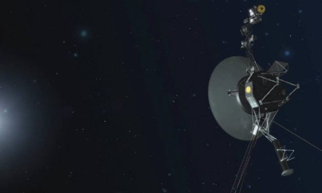 NASA receives response from Voyager 1 spacecraft 13 billion miles awayafter 37 years of inactivity