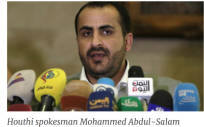 Saudis in Secret Peace Talks With Yemen's Houthis