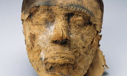 The F.B.I. and the Mystery of the Mummy's Head