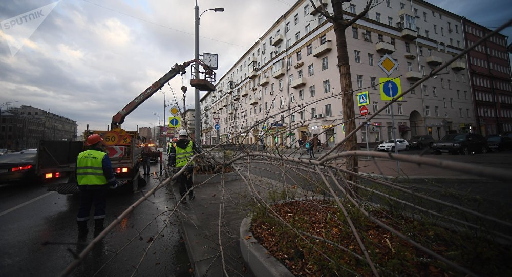 'Bad Weather' – Storm Leaves 73,000 Without Electricity in Central Russia