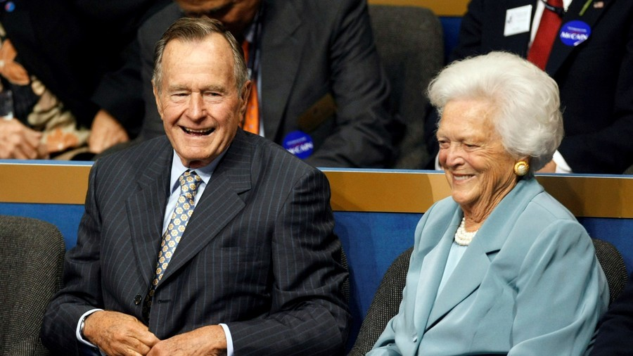 'Do not publish': CBS News mistakenly reports death of Former First Lady Barbara Bush (PHOTO)