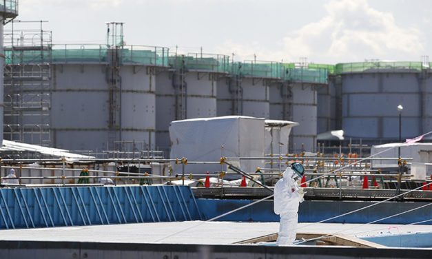 Tepco: 'Decision Has Already Been Made' to Release Entire Fukushima Waste Into Ocean