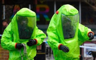"""Independent Swiss Lab """"Can't Confirm Or Deny"""" Nerve-Agent Accusations"""