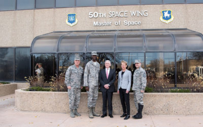 Air Force moving additional space personnel to Colorado base