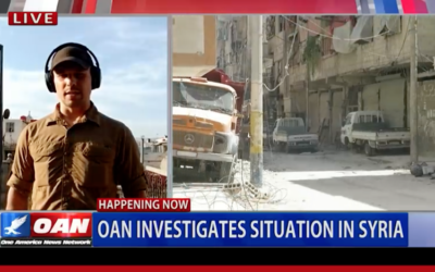 First Reporters on the Scene of a False Flag: OAN Investigation Finds No Evidence of Chemical Weapon Attack in Syria [VIDEO]