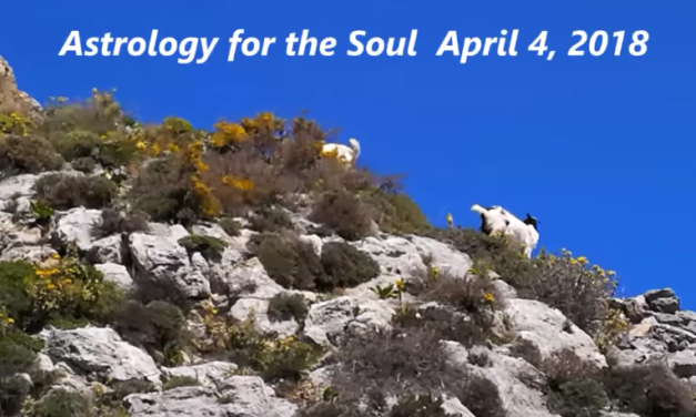 Astrology for the Soul April 4, 2018 [VIDEO]