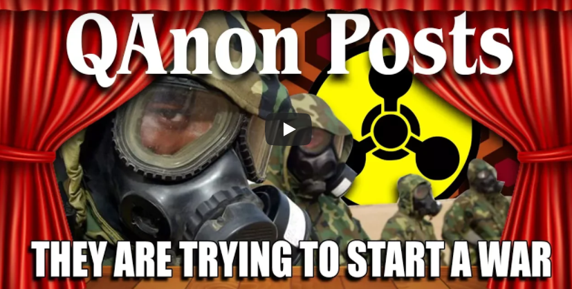 April 7th & 8th – Q Anon Posts [VIDEOS]