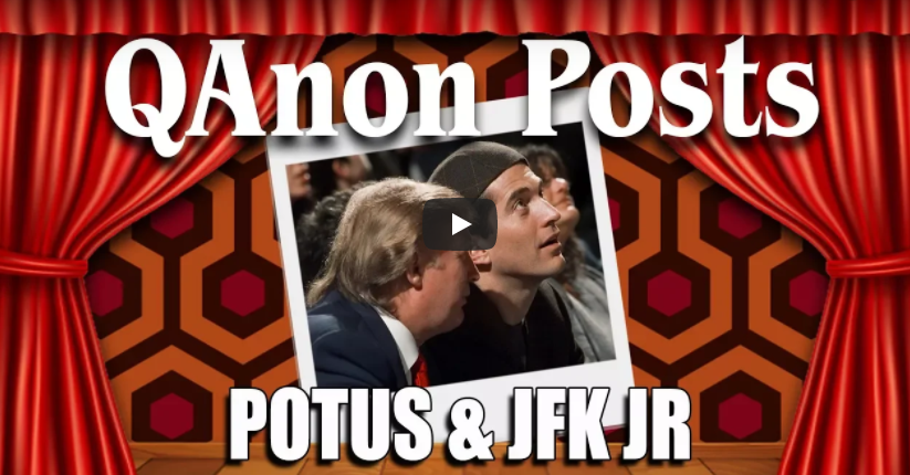 April 8th & 9th: Q Anon Posts [VIDEOS]