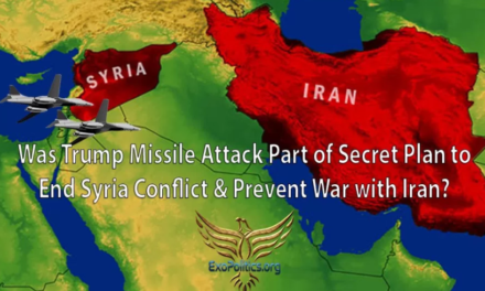 Dr. Michael Salla – Was Trump Missile Attack Part of Secret Plan to End Syria Conflict & Prevent War with Iran?