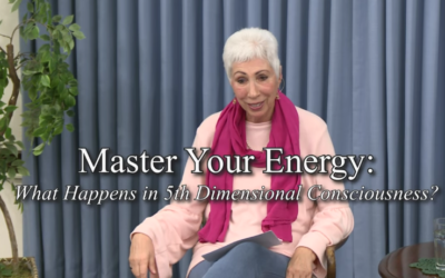 Lydia Van den Broeck – Master Your Energy: What Happens in 5th Dimensional Consciousness? [VIDEO]