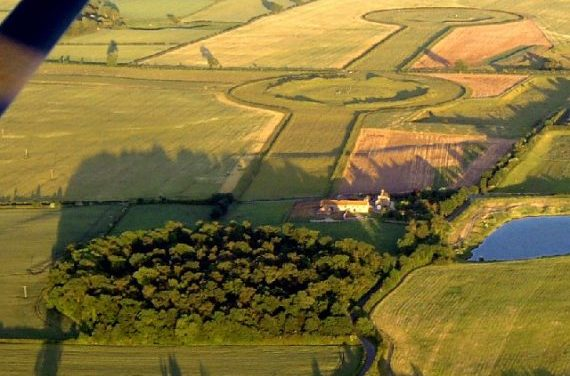 Controversy Over Construction of Warehouse on Top of Ancient Henge