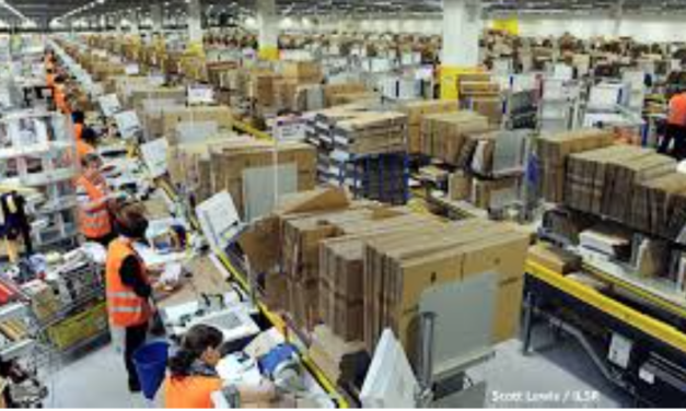 The undercover author who discovered Amazon warehouse workers were peeing in bottles tells us the culture was like a prison