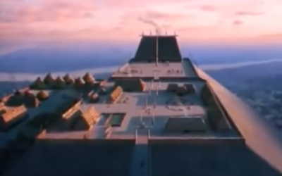 Cahokia ~ Ancient Sun City and The Lost Pyramid (Big Mound) Of St. Louis [2 VIDEOs]