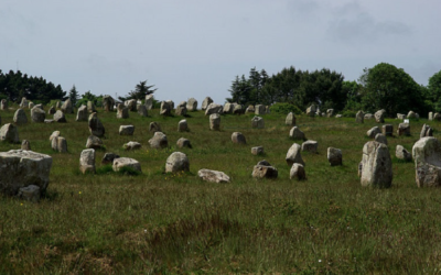 The Megalithic Stones Of Carnac—An Ancient Cosmic Map?