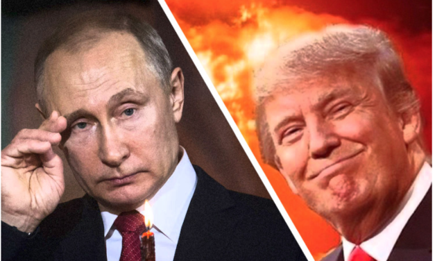 EDGAR CAYCE MAY HAVE BEEN RIGHT ABOUT RUSSIA'S ROLE IN PREVENTING WORLD WAR III