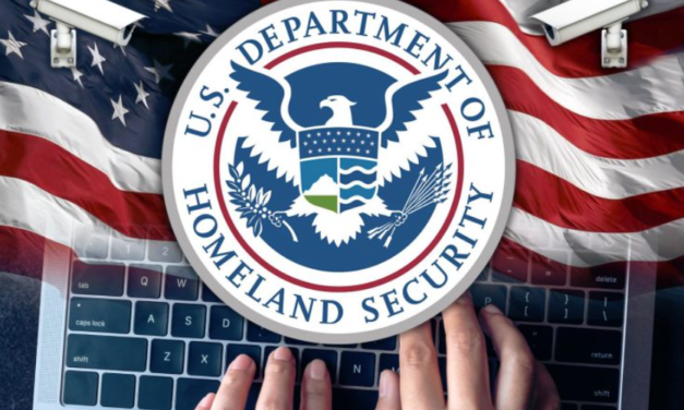 DEPT. OF HOMELAND SECURITY WILL NOW TRACK THE ACTIONS & OPINIONS OF JOURNALISTS & MEDIA INFLUENCERS