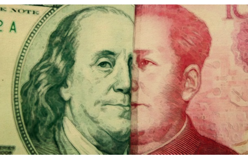 Currency War Begins: Chinese Yuan Crashes Past 7 To New Record Low; Global Markets Tumble After Beijing Suspends US Agri Imports