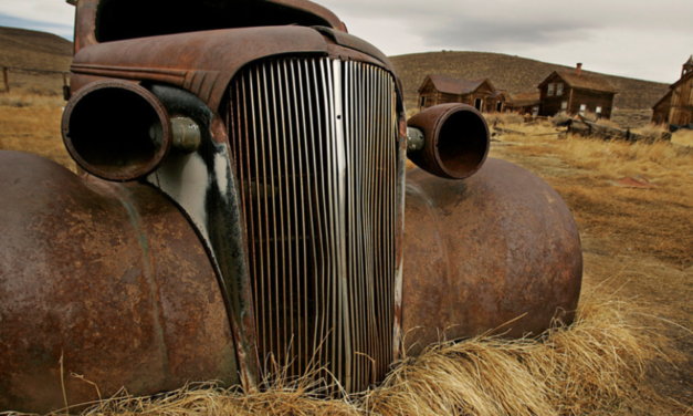 Subterranean fires & gold rushes: Meet America's ghosts towns
