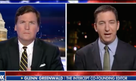 Why is Washington united behind a war in Syria? Tucker Carson and Glenn Greenwald Question the War Drums From Left and Right [VIDEO]