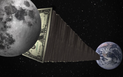 THERE IS NOW OFFICIALLY 3 TIMES MORE DEBT IN THE WORLD THAN MONEY