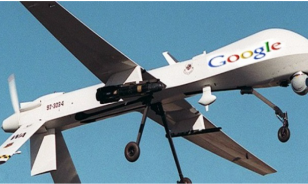 In Letter to CEO, 1000s of Google Employees Revolt Against Military Drone Project