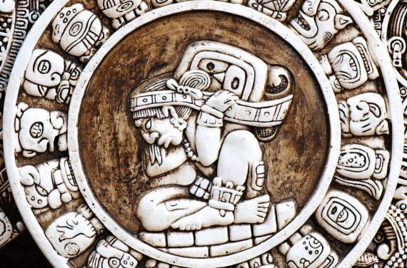 Maya Calendar May Unlock Secrets of Time Travel